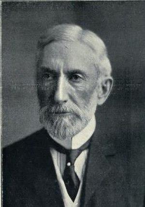 Thomas J. O'Brien (Michigan politician) - Image: O Brien US Ambassador 1910 Japan