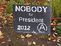 Occupy Portland November 9 nobody for president.jpg
