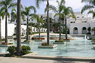 Oceanside, California - Oceanside City Hall complex