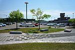 Odate-Noshiro Airport Second parking lot.jpg