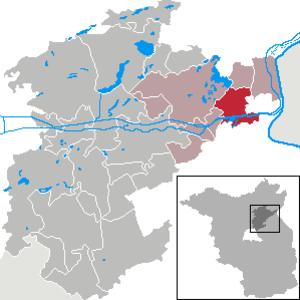 Oderberg - Image: Oderberg in BAR