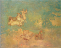 OdilonRedon-1907-The Chariot of Apollo.png