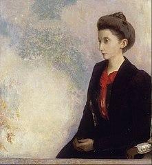 Baronne Robert de Domecy