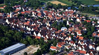 Oettingen in Bayern Place in Bavaria, Germany