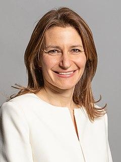 Lucy Frazer British politician