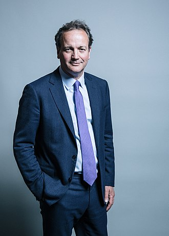 Minister for London - Image: Official portrait of Mr Nick Hurd