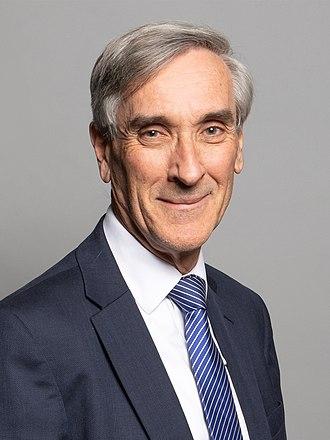 Official portrait of Rt Hon John Redwood MP crop 2.jpg