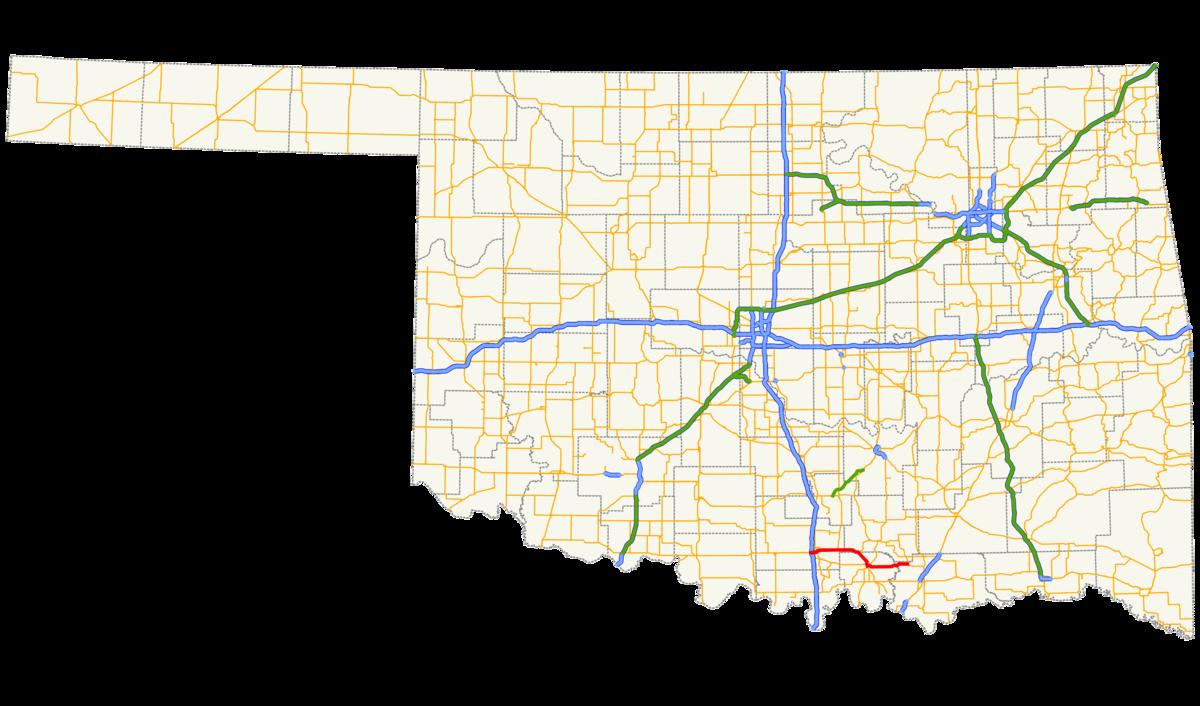 Oklahoma State Highway 199 Wikipedia