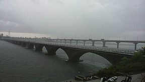 Old Bridge on Wainganga River in Bhandara City- 2014-06-18 13-50.jpeg
