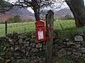 Old Letterbox near Birkrigg. - geograph.org.uk - 273023.jpg