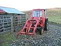 Old Massey Ferguson Tractor. - geograph.org.uk - 313468.jpg