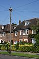 Old Style Telephone Pole - geograph.org.uk - 943497.jpg