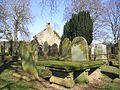 Old church building and graveyard at Greenhead - geograph.org.uk - 376780.jpg