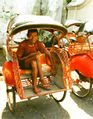 Old riksja rider in Indonesia.jpg