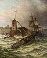 Old south pier (Mark Thompson, 1850).jpg