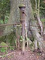 Old water pump, Neen Sollars - geograph.org.uk - 258450.jpg