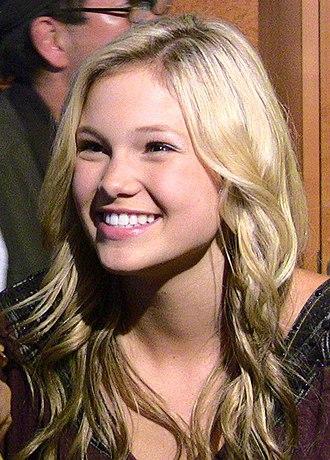 Olivia Holt - Holt in July 2011