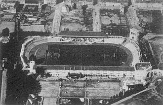 Football at the 1920 Summer Olympics - Image: Olympisch Stadion Antwerp 2