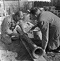 Omscholing tot dijkwerkers op Rijkswerkplaats Utrecht, Bestanddeelnr 905-5891.jpg