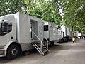 On-Set.com vehicles Bloomsbury, London, May 2017 02.jpg