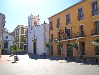 Ondara - Convent Square, in Ondara