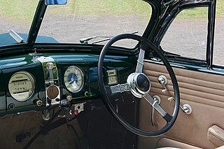 Opel Admiral Motor vehicle