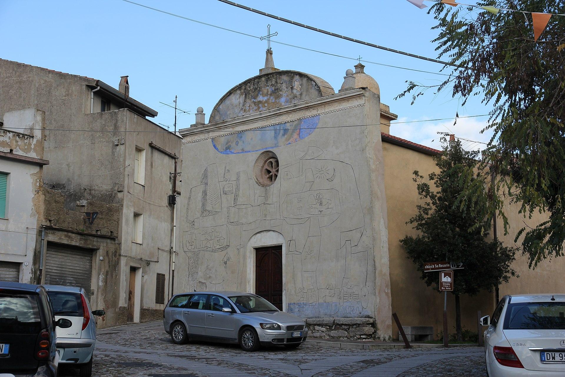 Orani, chiesa di Nostra Signora d'Itria (01).jpg