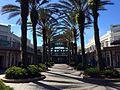 Orlando - Disney World - Disney's Port Orleans Resort - French Quarter - Courtyard View Towards Lobby (16596864474).jpg