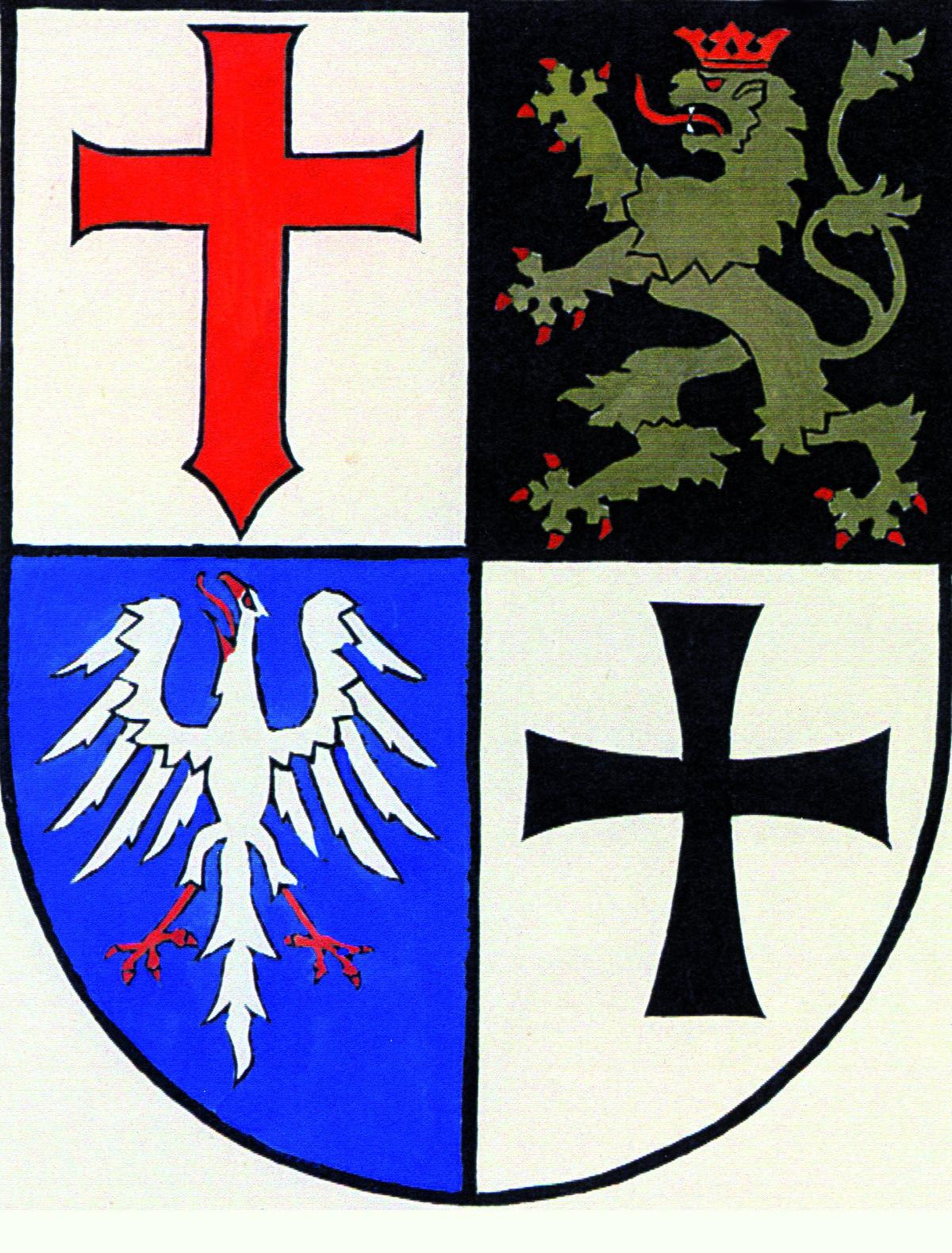 Raumausstatter wappen  Worms-Ibersheim – Wikipedia