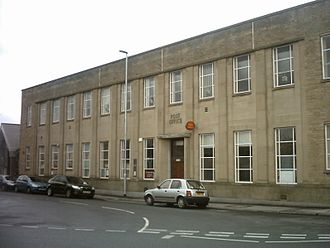 Post Office Ltd - Central Post Office in Otley, West Yorkshire