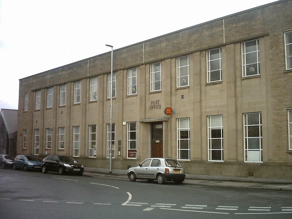 Otley Post Office