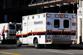 Emergency medical services in Canada - Ottawa Paramedic Service
