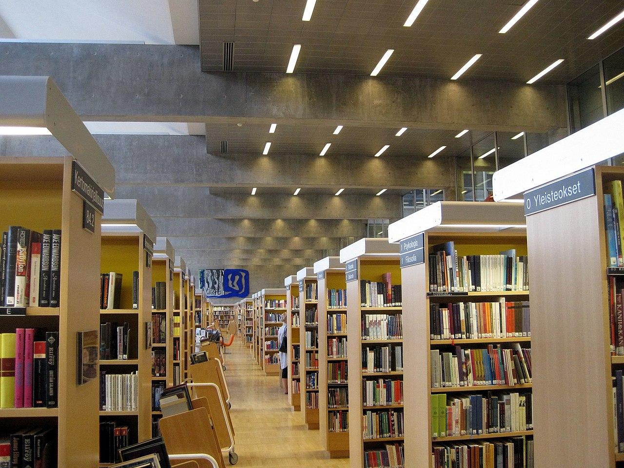 Oulu Library