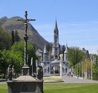 Our Lady of Lourdes France Sanctuary