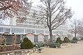 Pörtschach Johannes-Brahms-Promenade Marktstände und Parkhotel 23122013 946.jpg