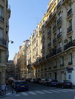 Rue fantin latour wikimonde - Rue louis bleriot ...