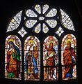 P1340711 Paris Ier eglise St-Eustache chapelle Vierge vitrail rwk.jpg