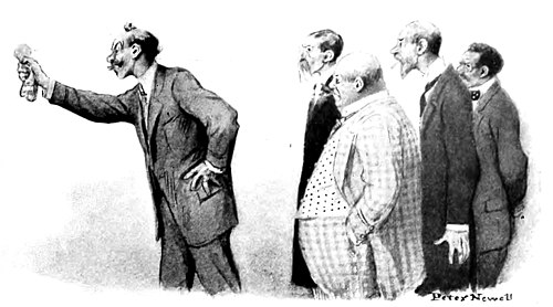 P947 illus, Harper's Magazine, Nov 1916--The quarrelsome club.jpg