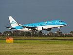 PH-EXI KLM Cityhopper Embraer ERJ-175STD (ERJ-170-200) at Schiphol (AMS - EHAM), The Netherlands pic6.jpg
