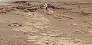 PIA17959-MarsCuriosityRover-SandstoneErosion-20140225
