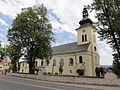 POL Bielsko-Biała Hałcnów Sanktuarium Matki Bożej Bolesnej 1.JPG