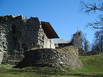 Padise Abbey - Image: Padise klooster 1