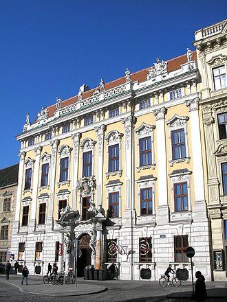 Palais Kinsky - Image: Palais Kinsky Vienna June 2006 105