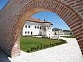 Palatul Brancovenesc Potlogi 2016 - panoramio (14).jpg