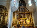Palencia Paredes de Navas Santa Eulalia retablo mayor 01 lou.JPG