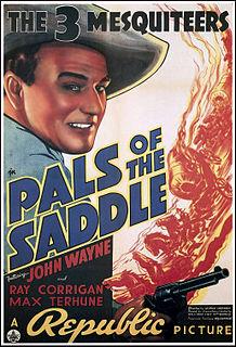 <i>Pals of the Saddle</i> 1938 film