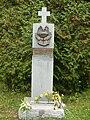 Památník obětem odsunu Němců na lanškrounském hřbitově.JPG