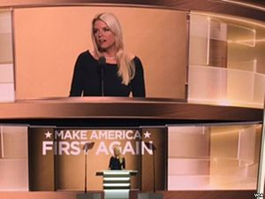 Pam Bondi - Bondi speaking at the 2016 Republican National Convention