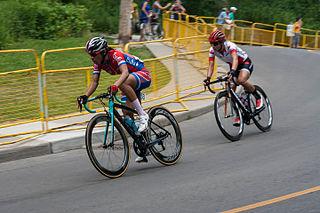 Marlies Mejias Cuban racing cyclist