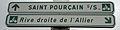 Panneau Dv43b Saint-Pourçain et RD Allier 2014-07-22.JPG